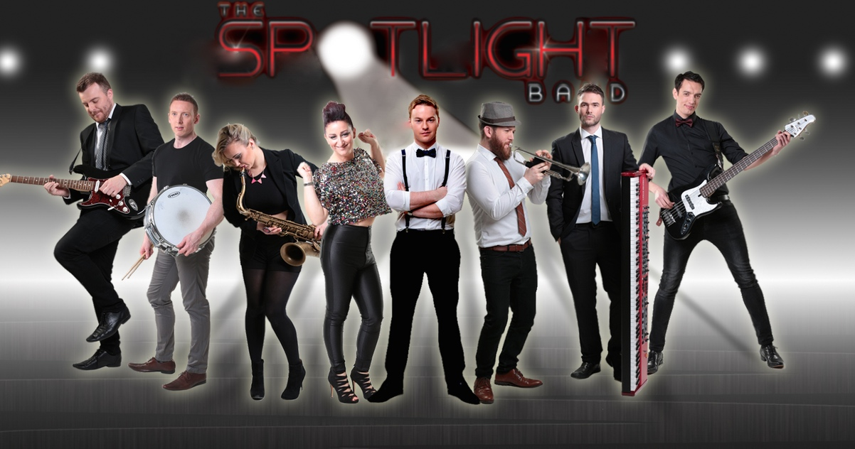 The Spotlight Party Band Weddings Are Our Speciality
