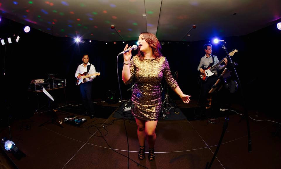 live band hire new year's eve